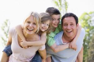 Fille au pair : le choix de la famille