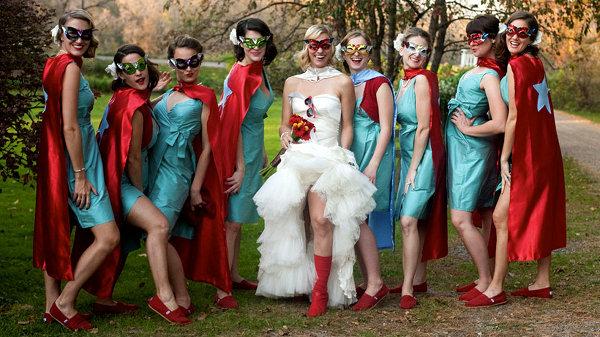 mariage geek