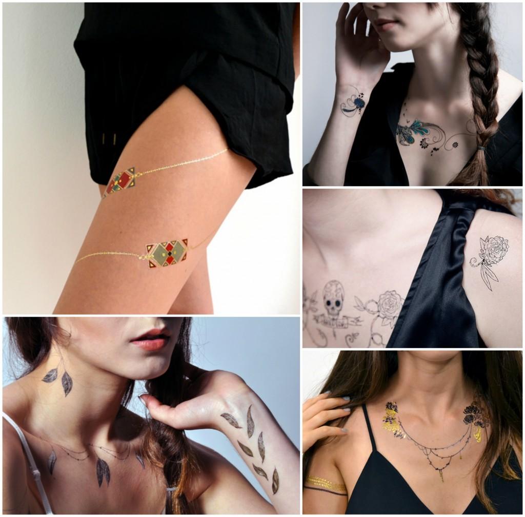 tatouage temporaire sioou