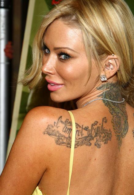 Jenna Jameson Tattoo