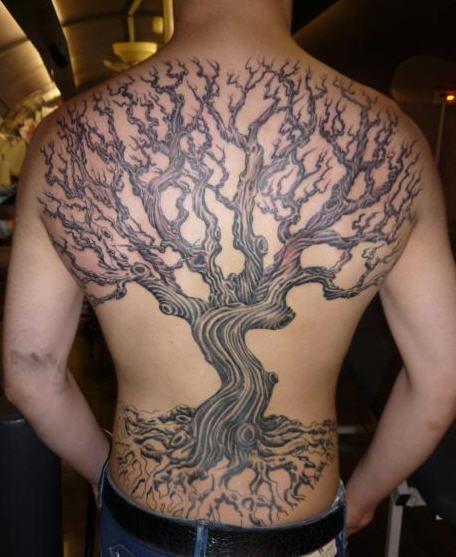 tatoo abraxas