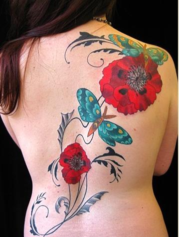 vyvyn lazonga tatouage