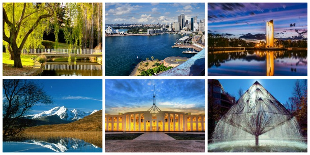 capitale australie