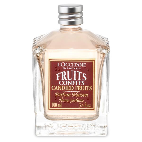 parfum fruits confit occitane