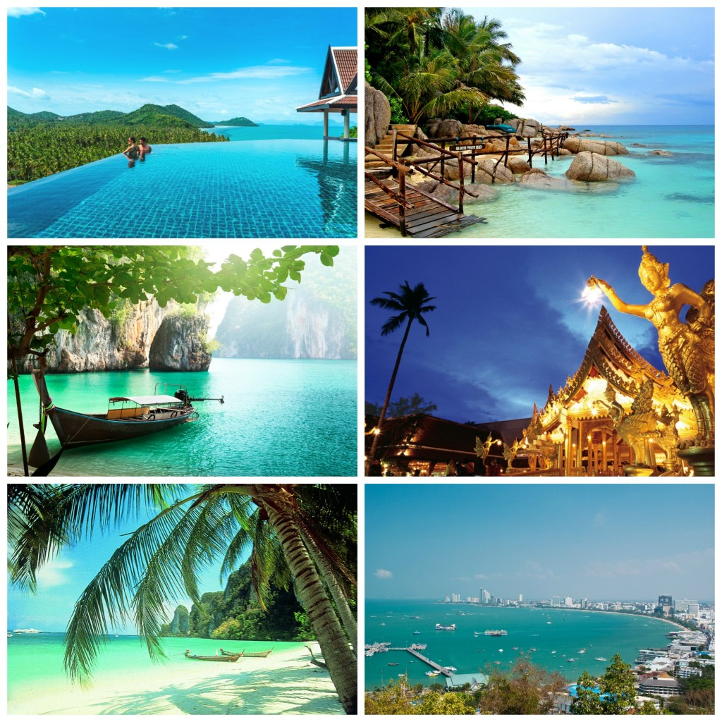 travailler en thailande