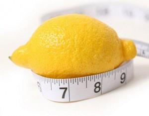 perdre du ventre avec le regime citron