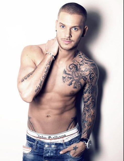 Tatto Matt Pokora
