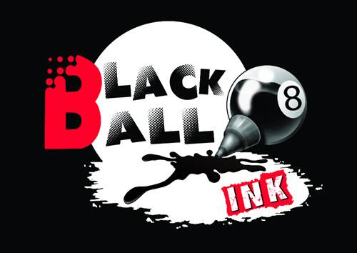 Black Ball Ink Tattoo
